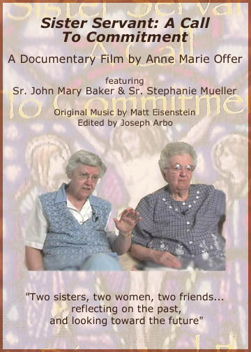Sister Servant: A Call to Commitment, film, documentary